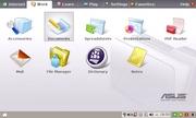 Linux na Asus Eee 701 laptopu