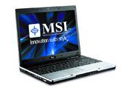 MSI VR601 prenosni racunar