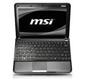 MSI U135 netbook