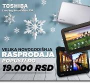 Toshiba tableti na popustu