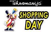 Tehomanija Shopping Day