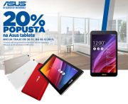 ASUS tablet popust