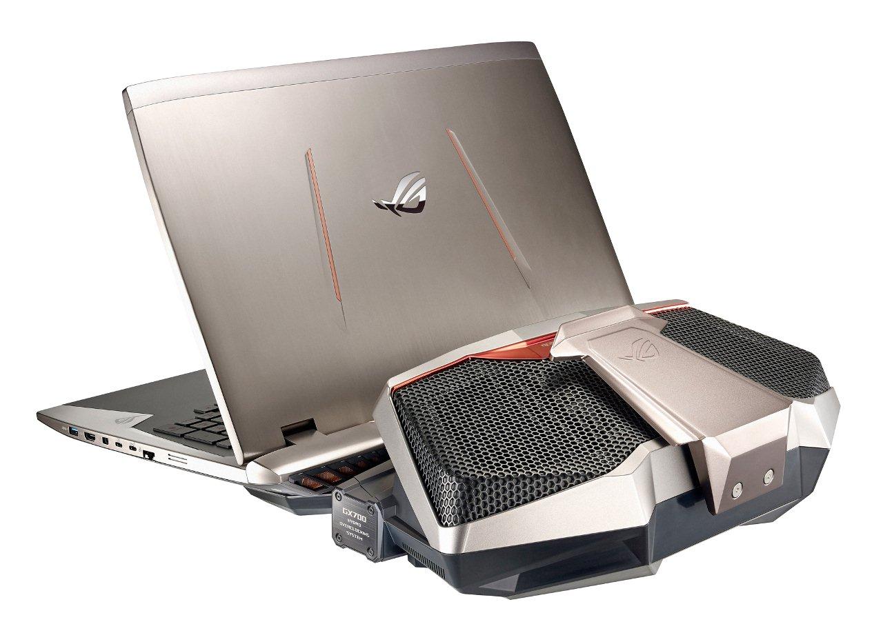 ASUS GX700 notebook