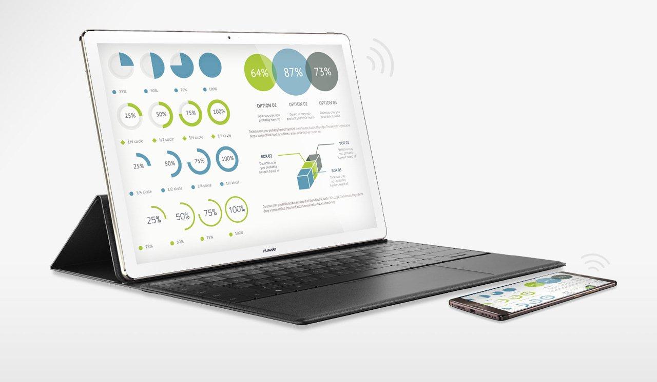 Huawei MateBook 2-u-1