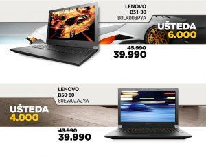 Lenovo laptopovi popust