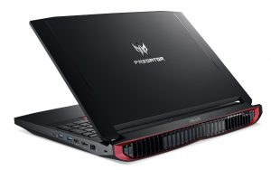 Acer Predator 17X notebook